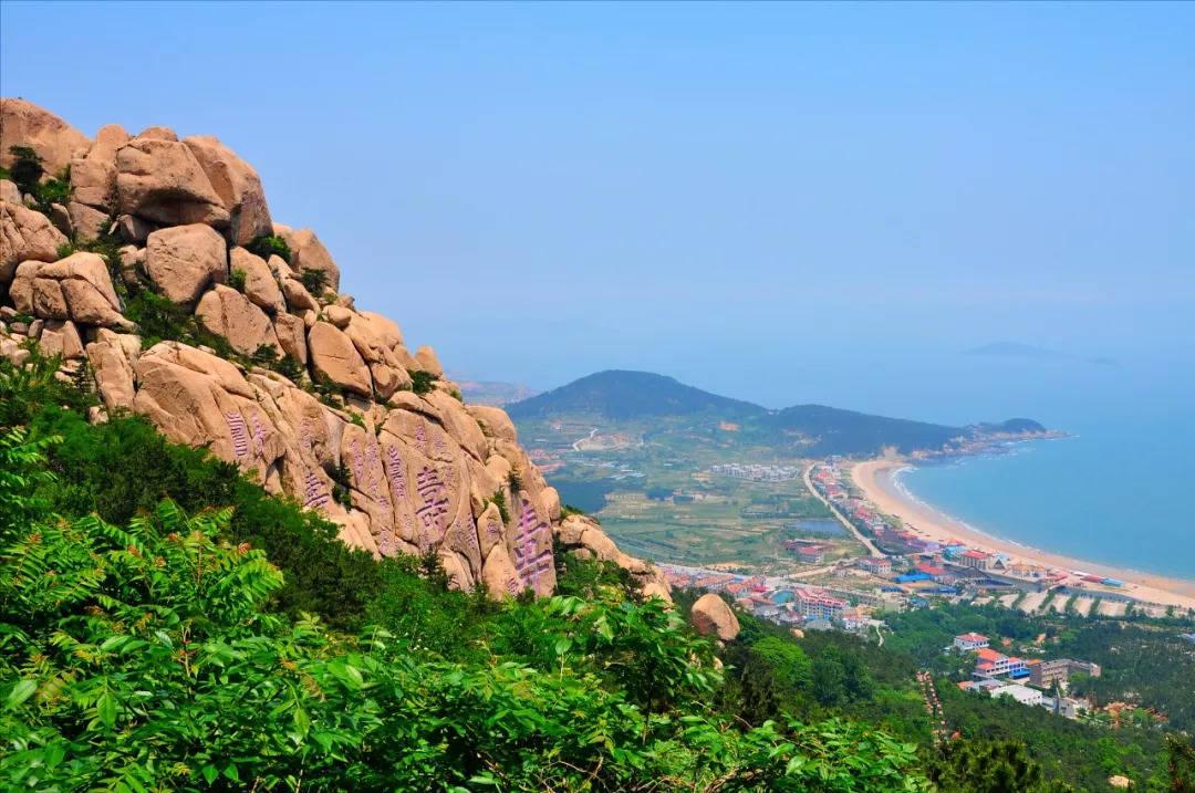 """山东一座海拔1132.7米的山,古语称""""泰山虽云高,不如东海崂"""""""