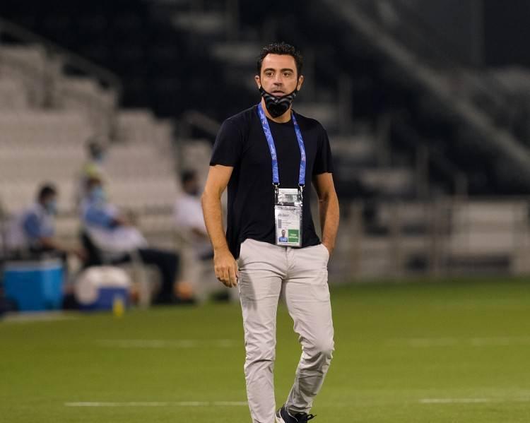 不败夺冠!19胜3平 哈维率阿尔萨德问鼎卡塔尔联赛