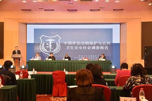 志愿者组织发表《中国伴侣动物保护与公共卫生安全社会调查报告》