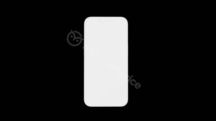 iPhone 13首个3D渲染图曝光:刘海缩了,相机模组变了