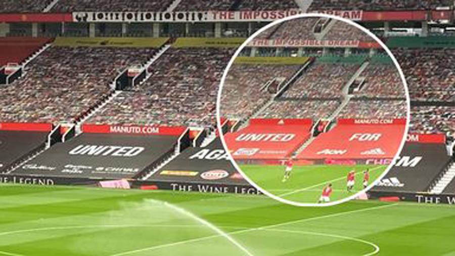 原创             曼联战富勒姆将迎1万球迷入场!英超更改赛程,最后两轮观众回归