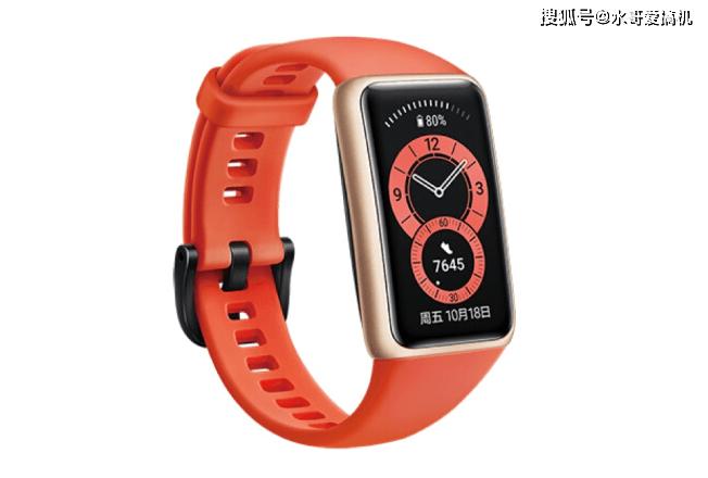 原创             智能手环盘点:华为手环6比小米手环6贵在哪?