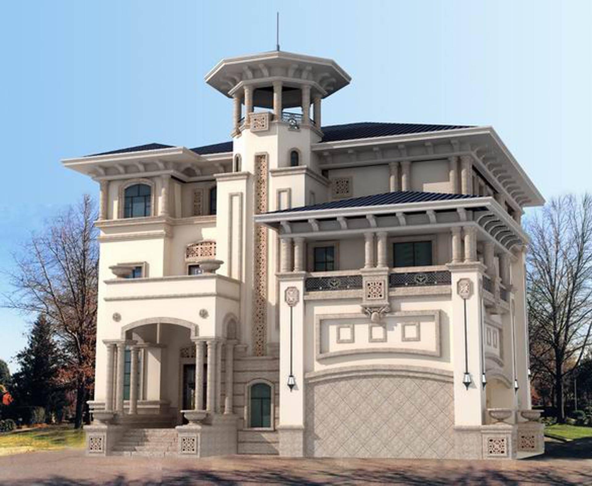 心理测试:给你一千万,你会买哪栋别墅?测你什么时候能逆转富贵命