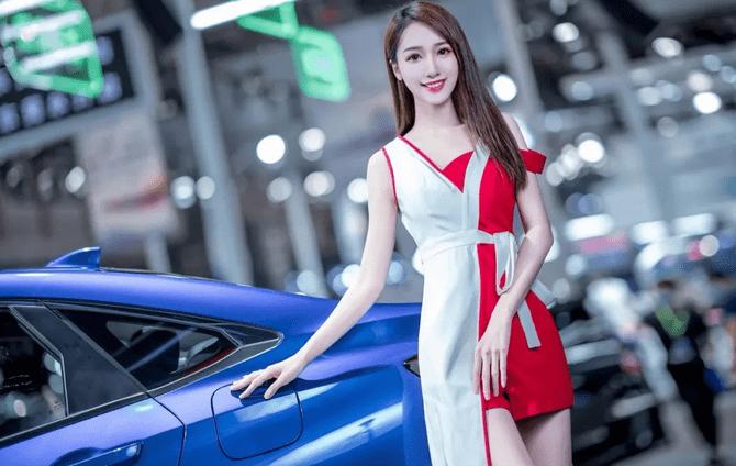 4月30日-5月5日,全国漂亮小姐姐齐聚天津五一国际车展,你还在等什么?(图5)