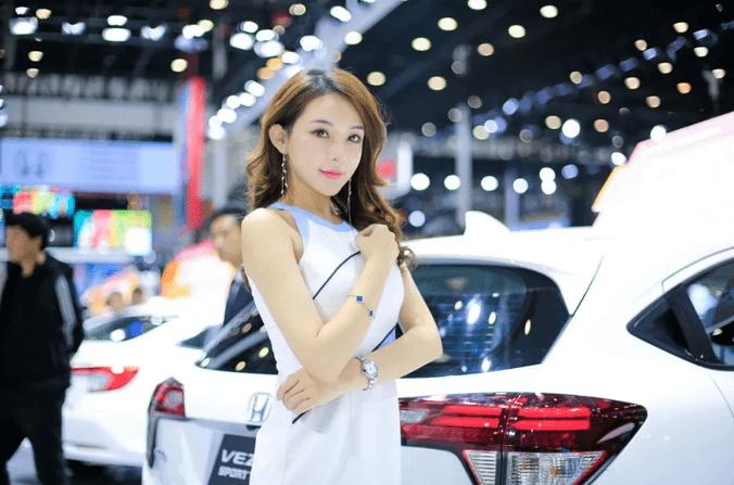 4月30日-5月5日,全国漂亮小姐姐齐聚天津五一国际车展,你还在等什么?(图4)