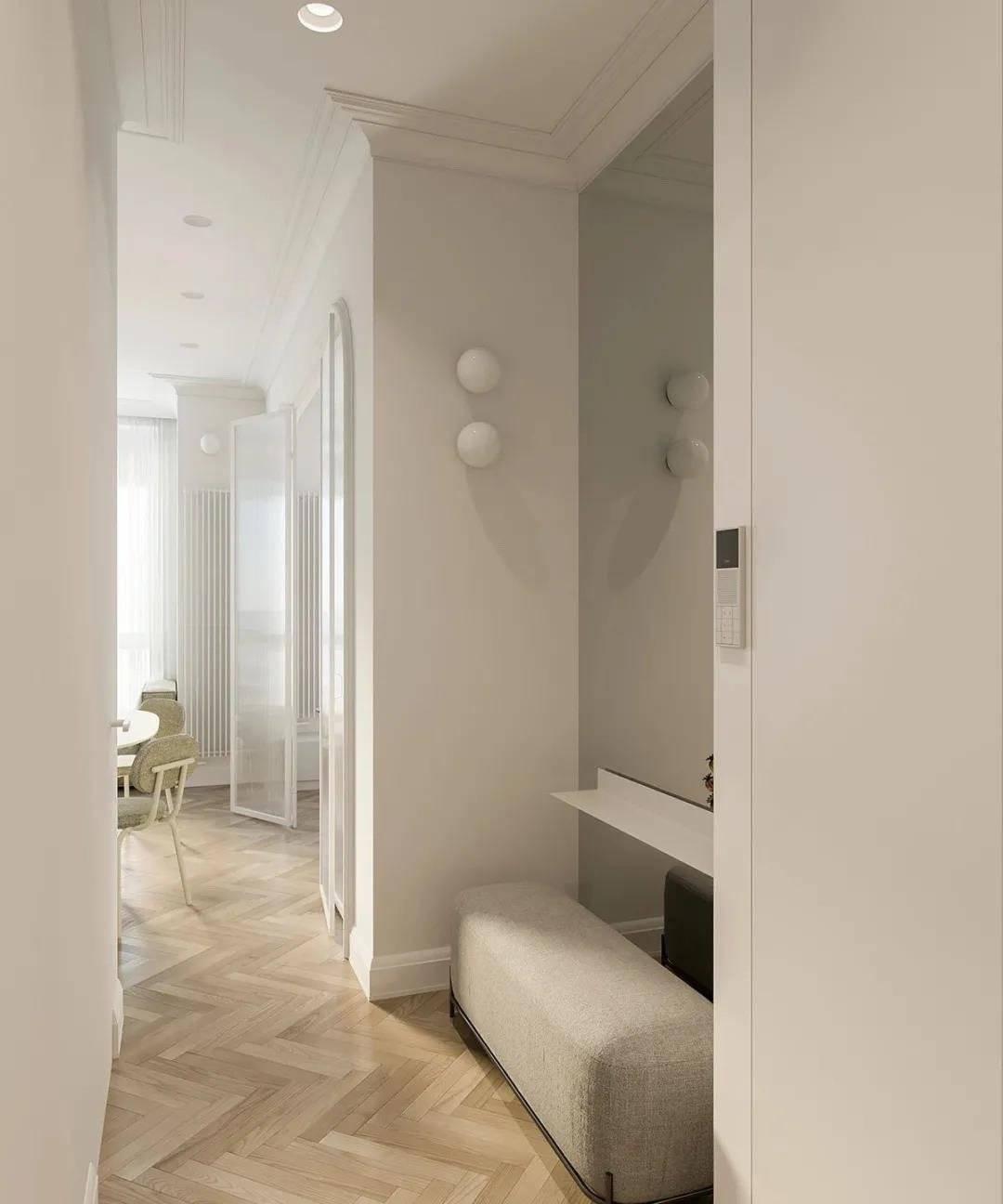 30㎡公寓用长虹玻璃隔绝,二线都会女孩的独居生活,原来这么精细