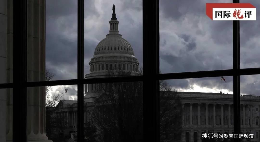 央视新闻:某些美国议员挑衅一个中国原则是在玩火!