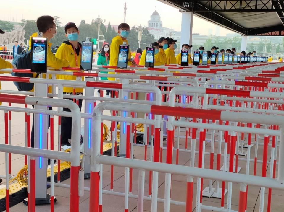AI智能设备赋能身份核验 汉王科技助力北京马拉松万人复跑