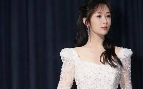 杨紫披慵懒卷发像待嫁新娘,难怪被粉丝叫老婆,新剧必看