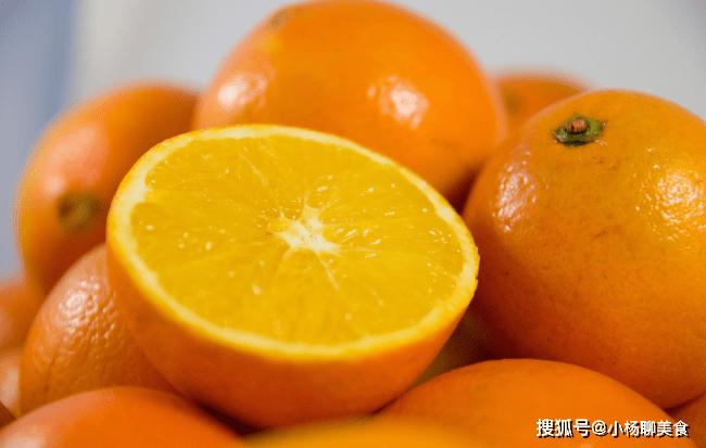 橙子与其他水果相比,多了这一实用功效,不少人还不了解