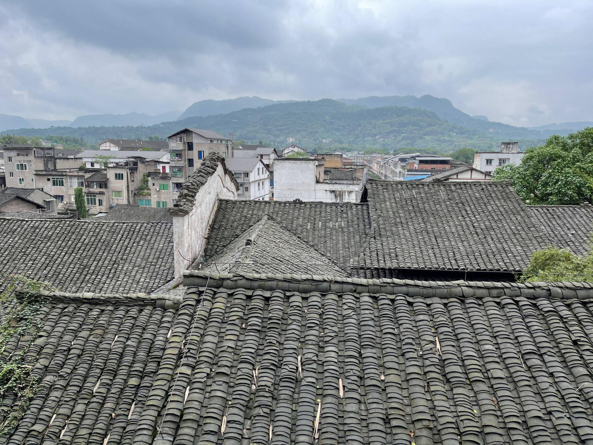 原创             成都周边的江南建筑,多部影视大片拍摄地,探寻电影中的记忆情怀