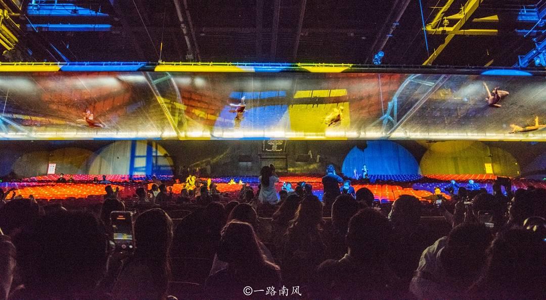 穿越 魔幻 写实,游人如织的宋城品牌终于入驻上海,我已抢先体验