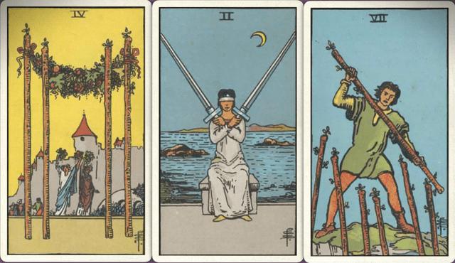 神叨酱塔罗:摩羯座五月运,感情稳步上升,遇到正桃花  第6张