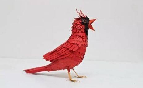 心理测试:哪一只折纸鸟和你有缘分,测你五年后是老板命还是平庸  第2张