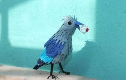 心理测试:哪一只折纸鸟和你有缘分,测你五年后是老板命还是平庸  第3张