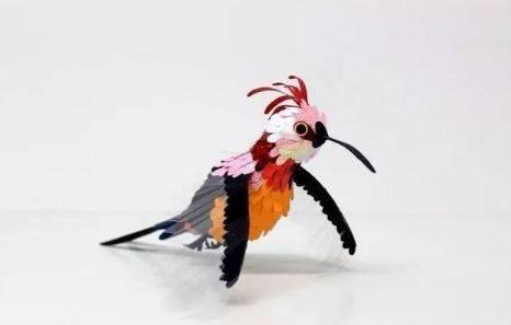 心理测试:哪一只折纸鸟和你有缘分,测你五年后是老板命还是平庸  第1张
