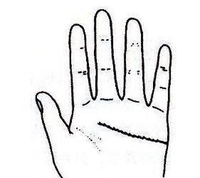 """秘传手相古相法精解:手相""""感情线""""、详细图文解析、值得收藏!  第19张"""