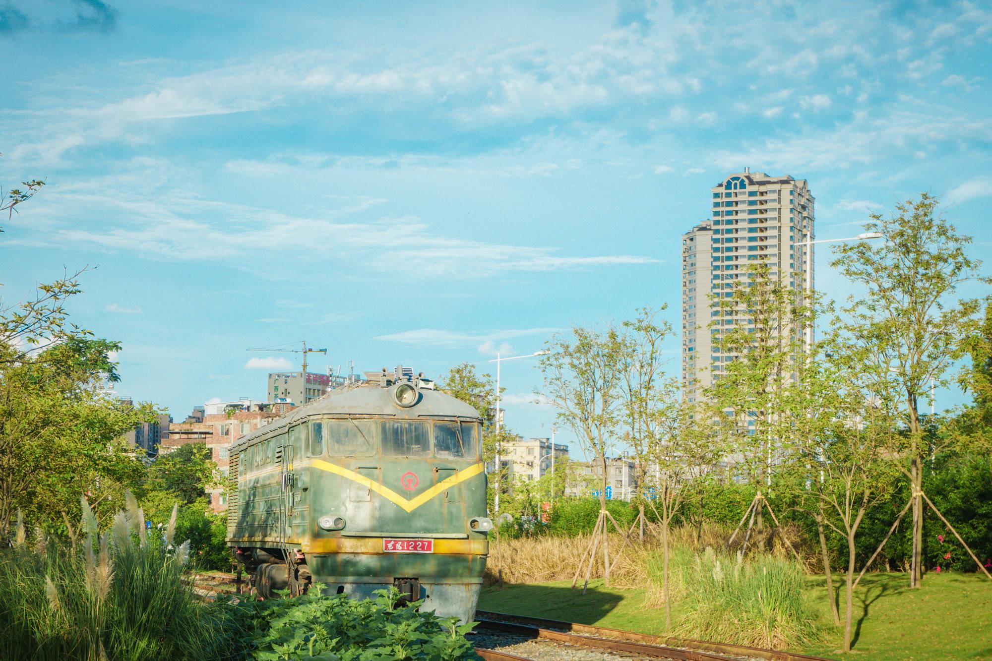 原创             广西最适合生活的城市,繁花似锦,一年四季绿树成荫,父母都喜欢