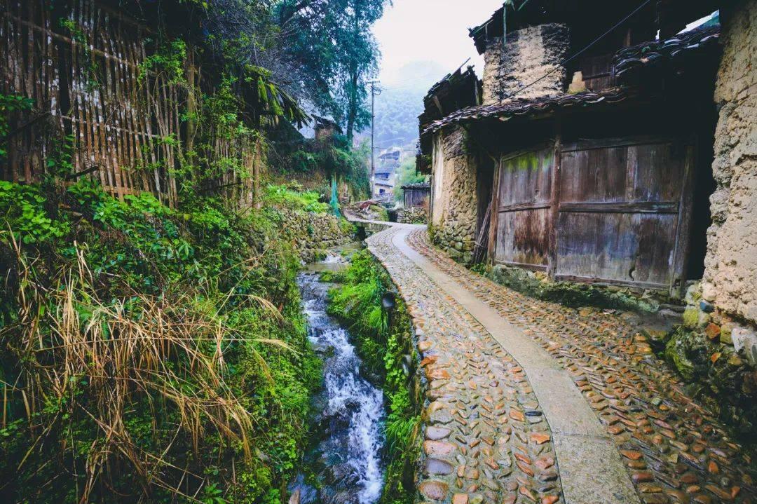 7个隐世的古村落,告别人从众叕,去过上几天慢生活~