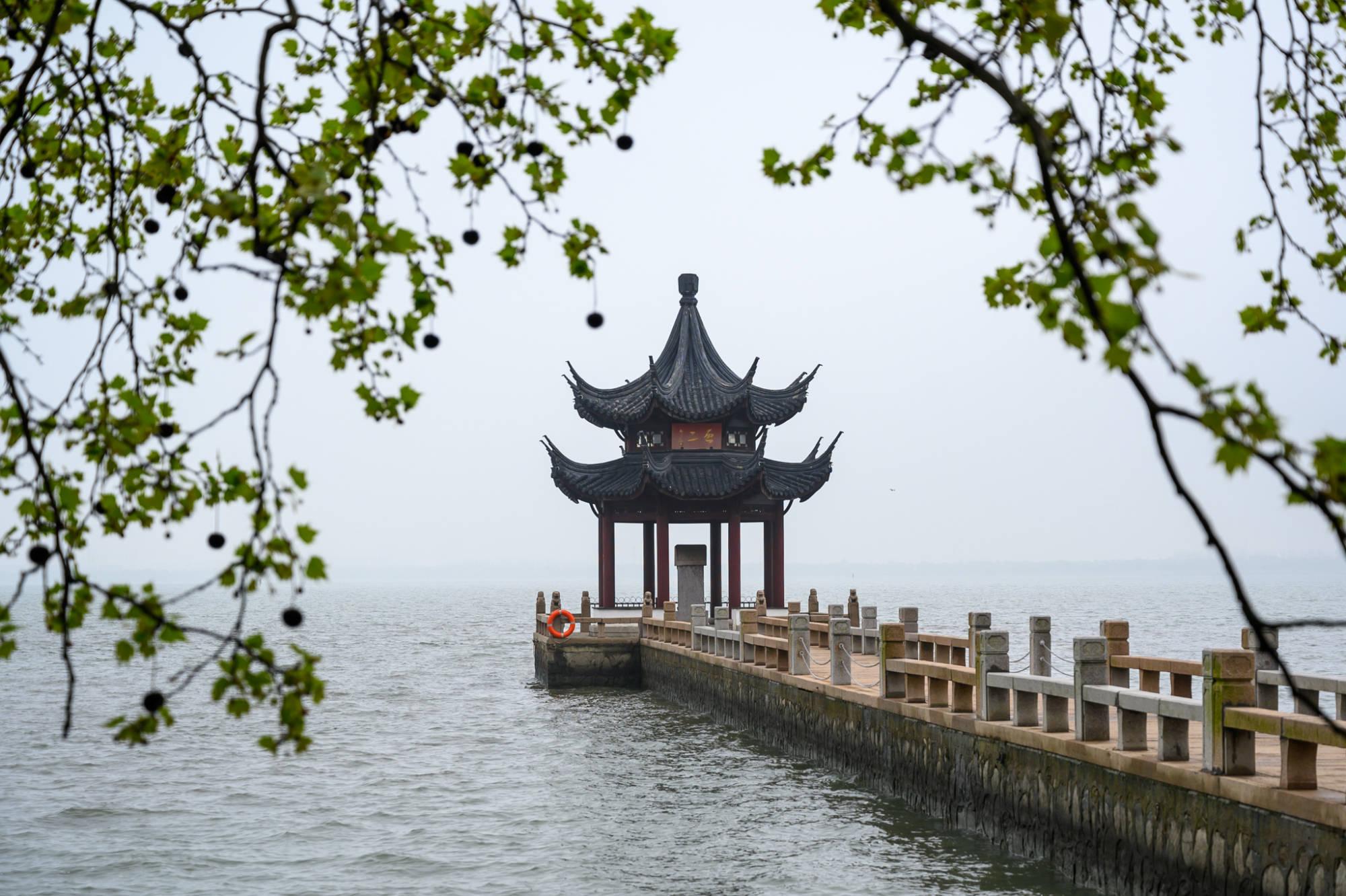 原创             苏州东山旅游必打卡的2个景点,风景秀美文化底蕴深厚,人少景美