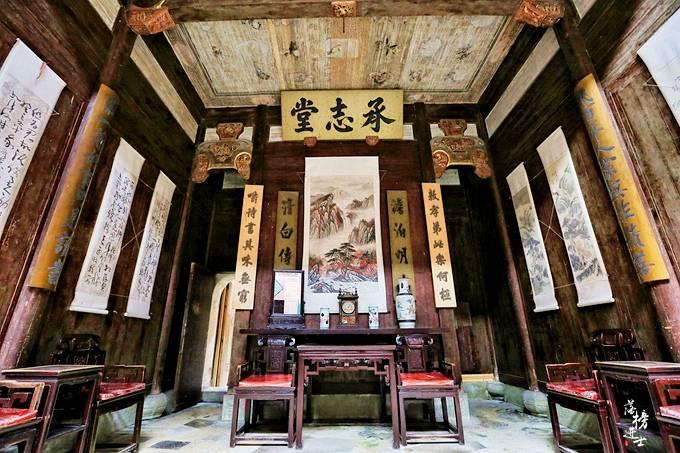 """原创             宏村现存最大的民居建筑,花费2亿元建造,被誉为""""民间的故宫"""""""