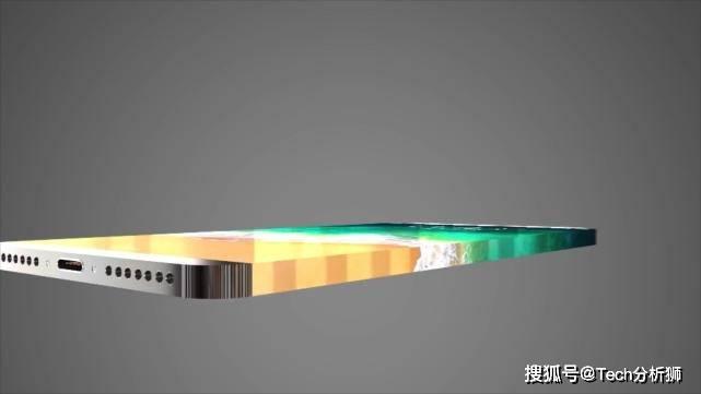 原创             iPhone13概念机大曝光,120Hz屏+硬朗设计+4000mAh,你期待吗?