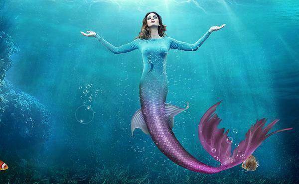 海南三亚百条美人鱼表演打破吉尼斯纪录,国产美人鱼惊艳众多外媒