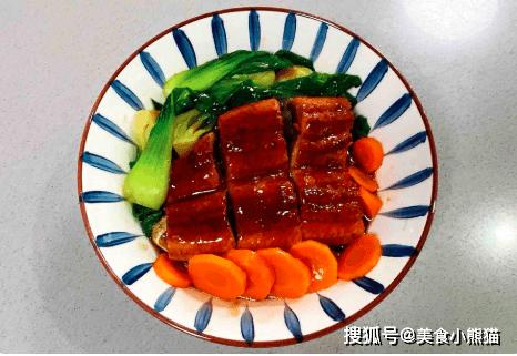 在家自制日式蒲烧鳗鱼饭,简单几步享受日式料理,比店里的还好吃