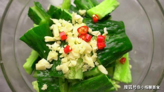 黄瓜生吃好仍是熟吃好?附上一个简单的生吃黄