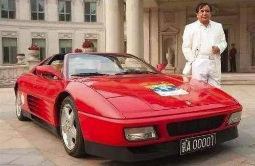 中国第一辆法拉利,有人给2亿都不卖,如今却要强制报废