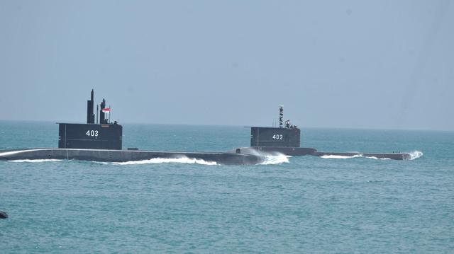 辉煌娱乐网上平台:请中国援助是最合理的选择!印尼潜艇打捞难比登天