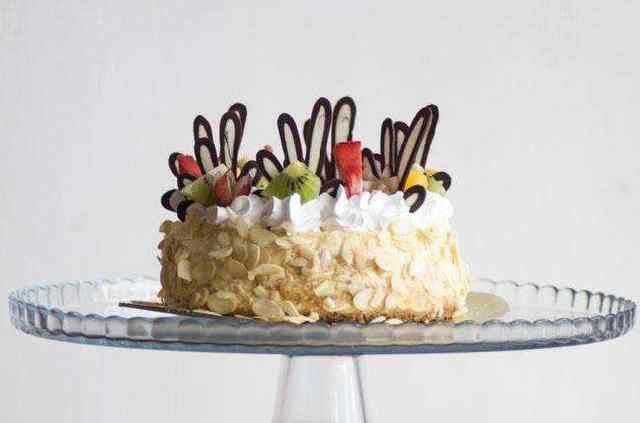 心理测试:4块蛋糕,你会吃哪块?测你一生会爱上几个人?