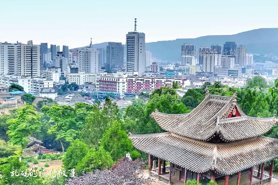 """西北地区最佳宜居环境城市 青山绿水气候宜人 被誉为""""陇上江南"""""""