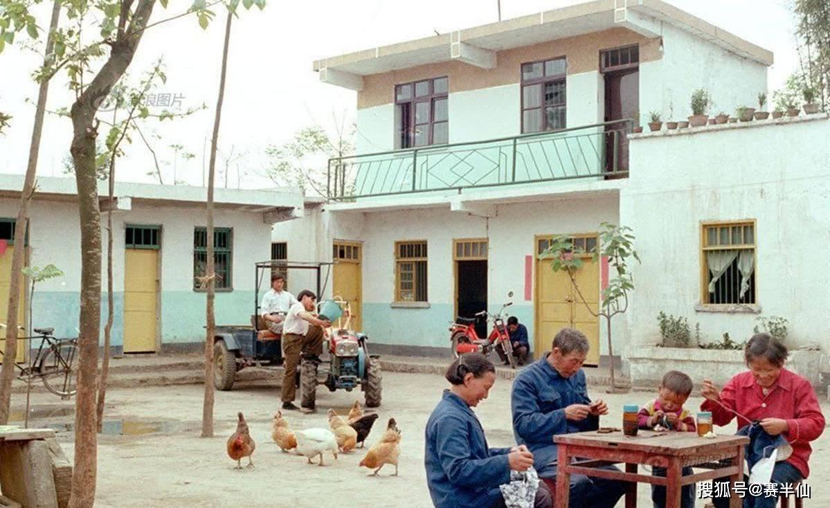 80年代陕西的农村 陕西机械学院很出名吗
