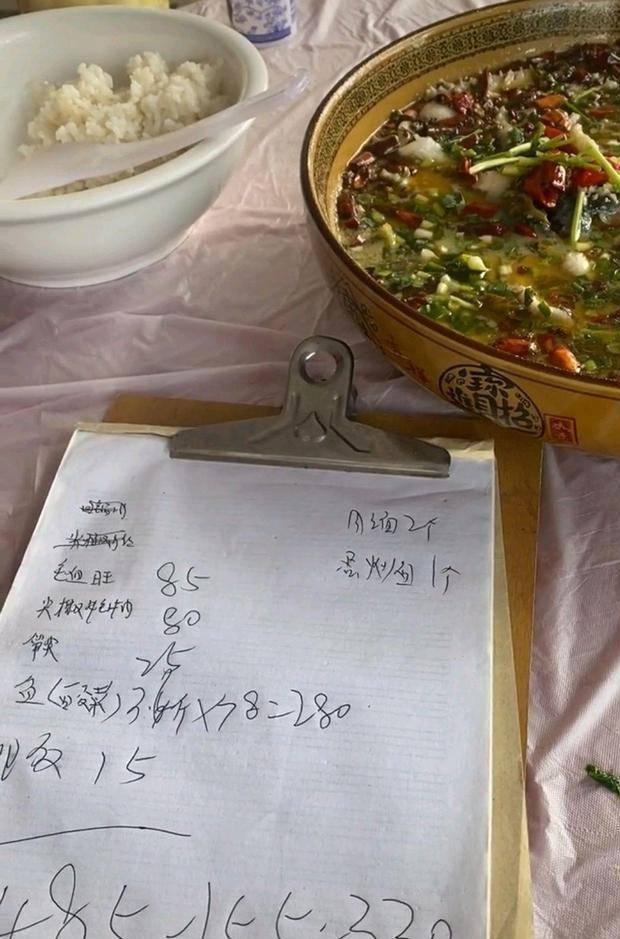 北京男子日喀则吃鱼,菜单78吃完收费280,网友:真不是老板的错!