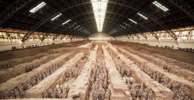 """这个墓地不一般,竟占据了五项中国之""""最"""",这在世界上都很少见"""