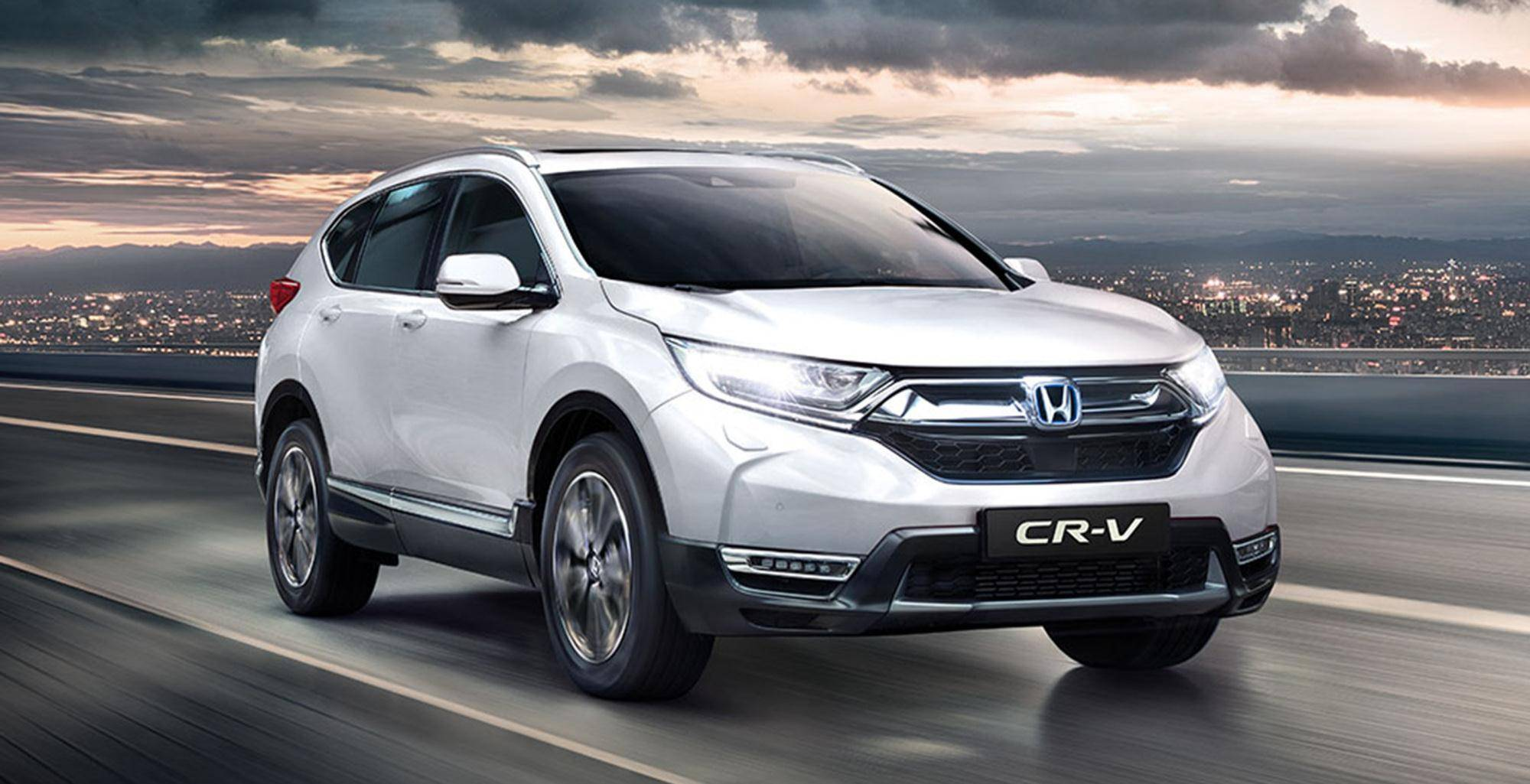 4月SUV销量排行榜,本田CR