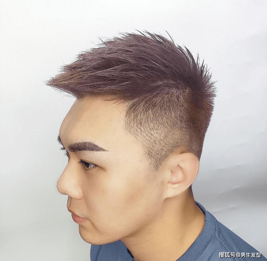 """男士""""飞机头""""发型怎样剪?短发清爽长发霸气,轻松塑造型男范"""
