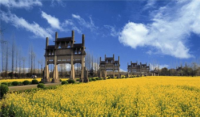 黄山脚下不只有宏村和西递,这些人少景美的小众景点更值得一游!_唐模村