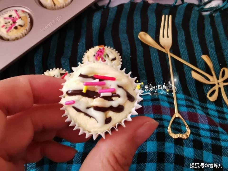 这样做蛋糕不萎缩不塌 陷,香甜柔特好吃,小诀