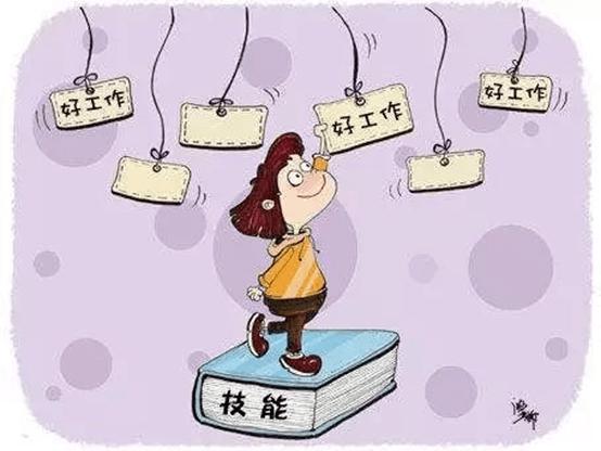 武汉高新职业技术学校:中职生就业有何优势