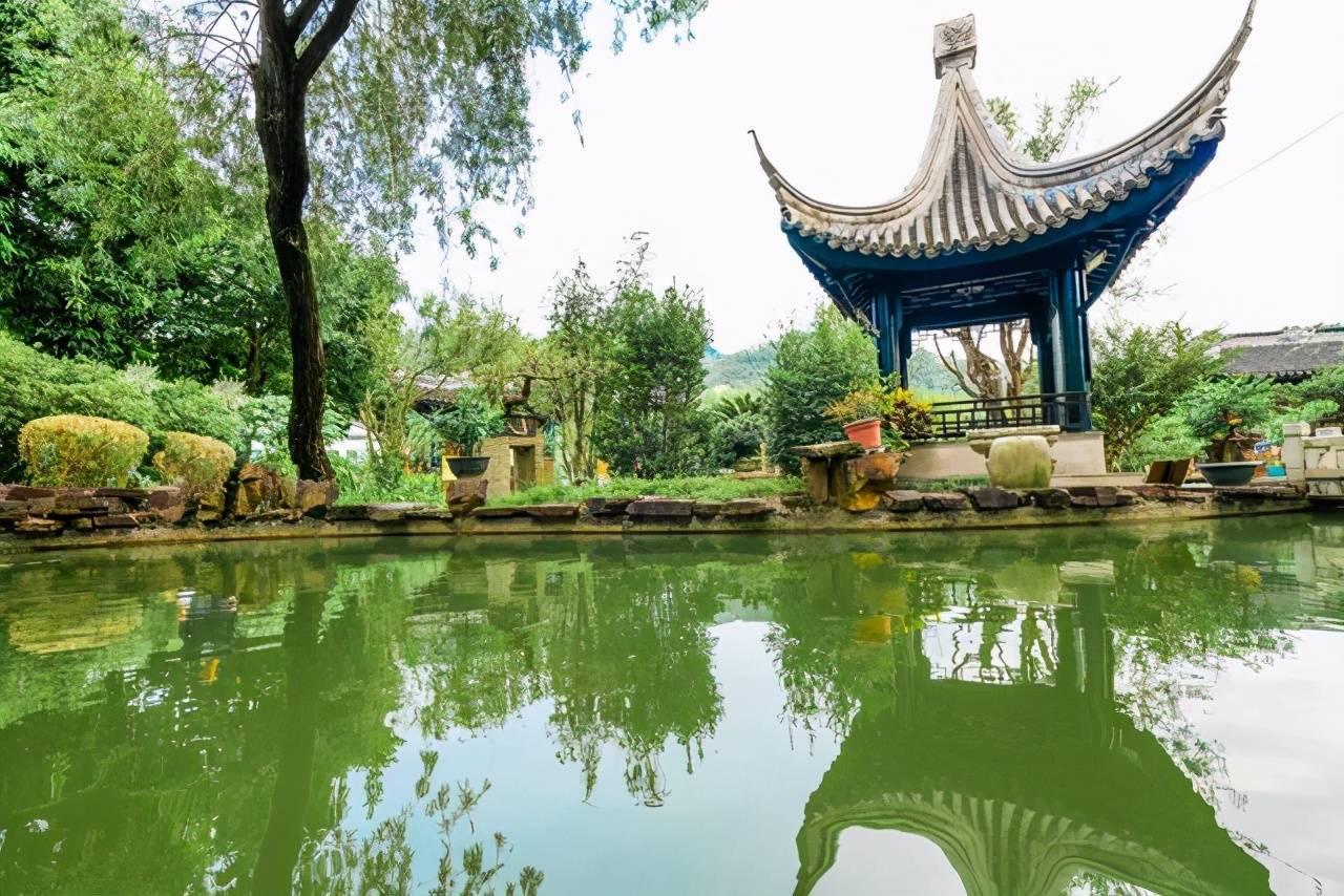 """岭南最大的私家园林,被誉为中山版""""大宅门"""",由一代孝子所建造"""