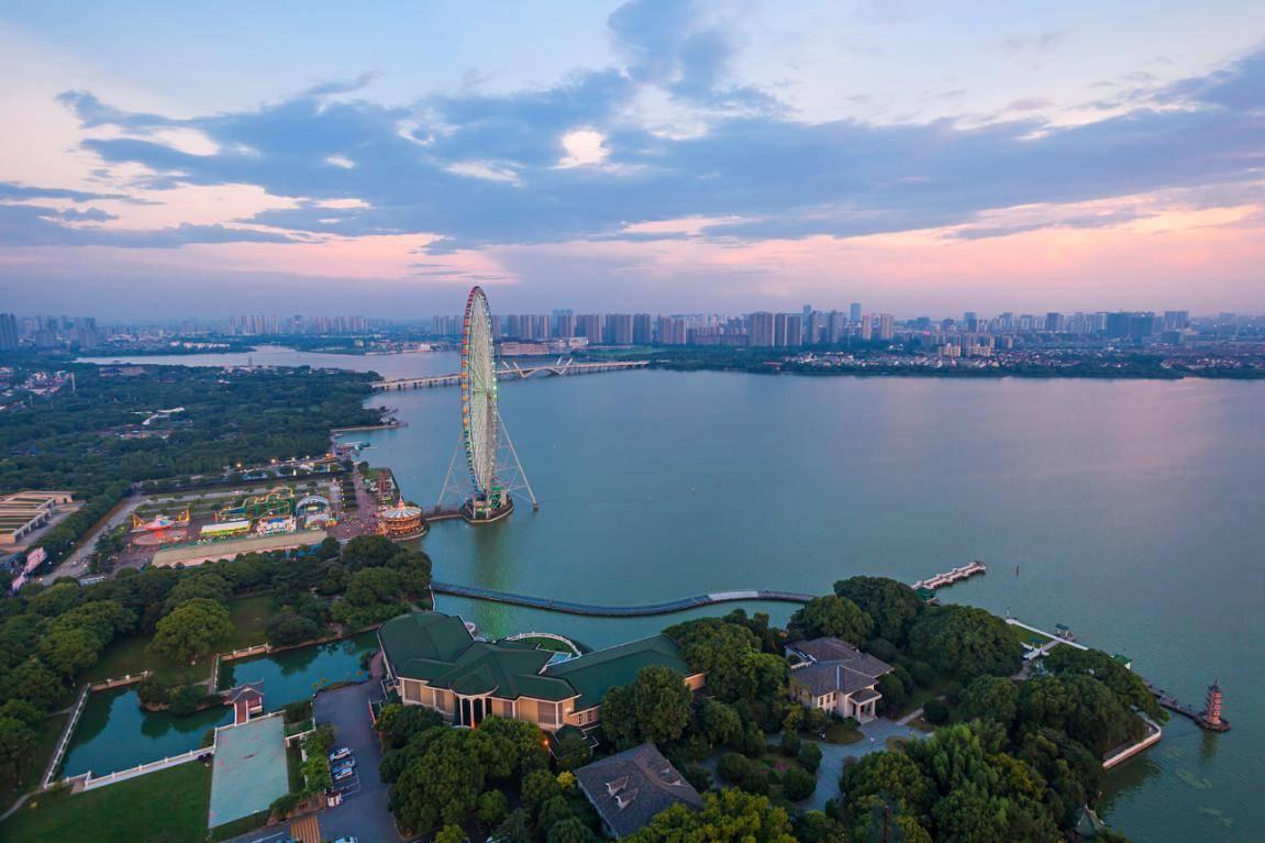 江苏人均GDP最高城市,不是苏州不是南京,未来有机会晋升新一线