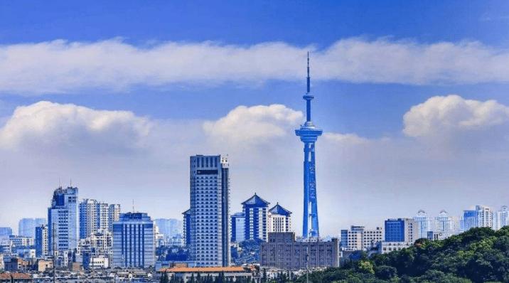 中国各省市人均gdp_中国最富裕城市人均GDP是西安3倍,高于北上广深,房价是西安1/2