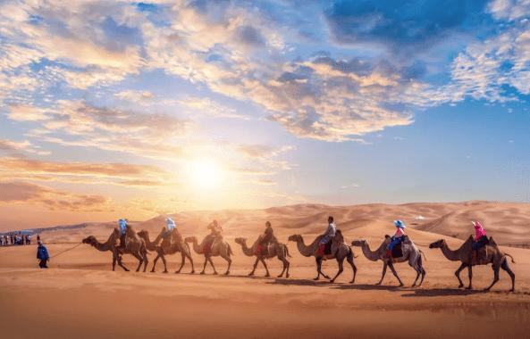 带你一领腾格里沙漠的热情澎湃