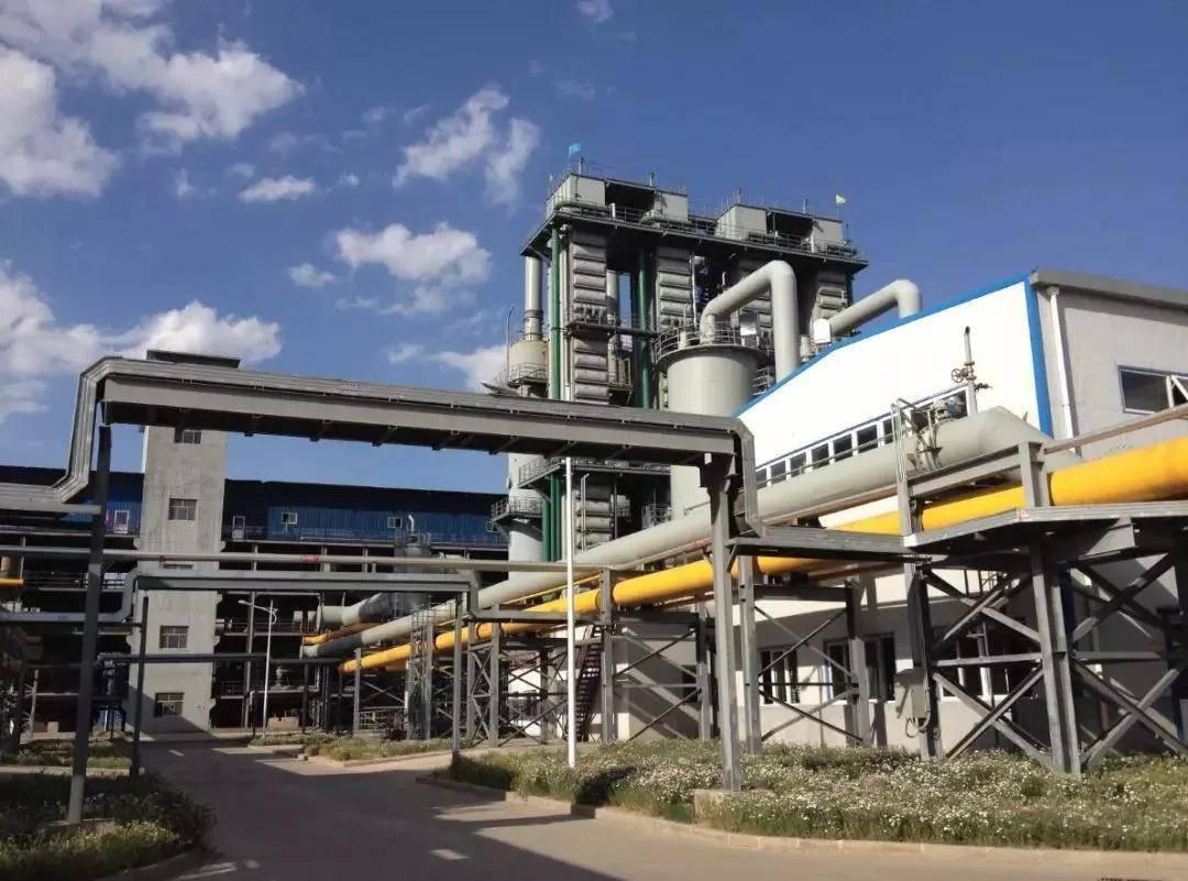 投资1262亿元!陕西榆林全球最大煤化工项目首个中交节点圆满完成