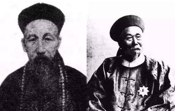中興名臣曾國藩和晚清權臣李鴻章,他們之間是什么關系?