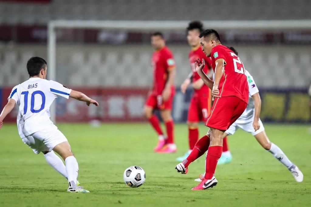 国足2-0菲律宾端赖这6人!张琳芃完满救赎,武磊入选MVP-欧洲杯买球(图4)