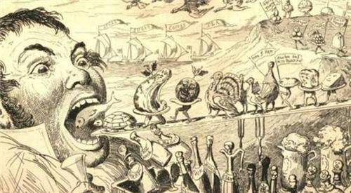 歷史上特能吃的「特務」,被俘後敵軍養不起,屍檢時醫生都被嚇跑