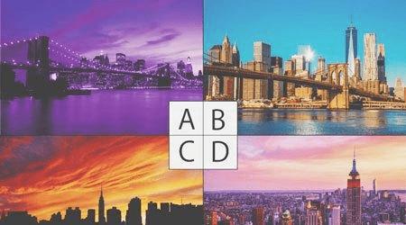 【心理測試】透過喜歡的城市風景瞭解3年後你的樣子